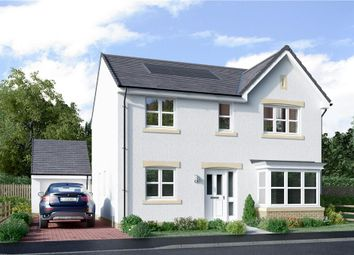 """Thumbnail 4 bedroom detached house for sale in """"Grant"""" at Auchinleck Road, Robroyston, Glasgow"""