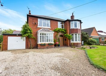 Thumbnail 5 bed detached house for sale in Bellcross Lane, Howden, Goole