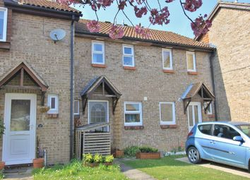 Thumbnail 2 bedroom terraced house for sale in Little Meadow, Bar Hill, Cambridge