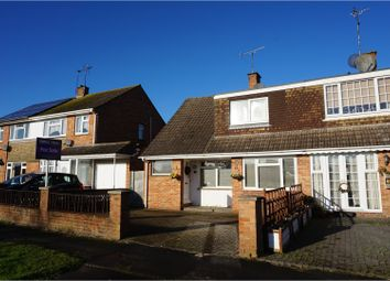 Thumbnail 3 bedroom semi-detached house for sale in Chalford Avenue, Swindon