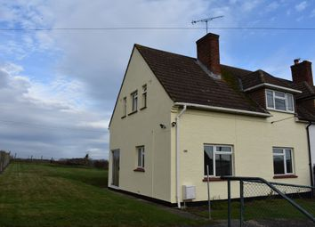 Thumbnail 3 bed semi-detached house for sale in Hillside, Manston, Sturminster Newton