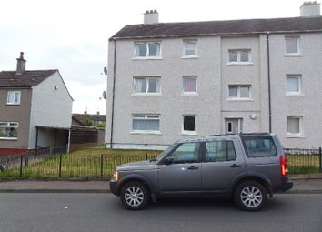 Thumbnail 2 bed flat to rent in Stoneyflatt Road, Dumbarton, West Dunbartonshire