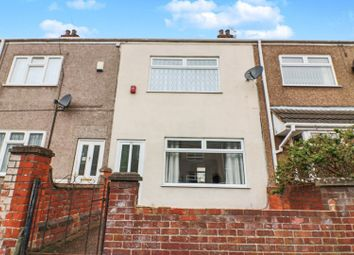 Thumbnail 3 bed terraced house for sale in Lovett Street, Cleethorpes