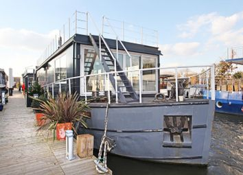 Thumbnail 2 bed houseboat for sale in Riverside Quarter, Wandsworth