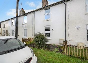 Thumbnail 2 bedroom terraced house for sale in Queens Road, Lydd, Romney Marsh