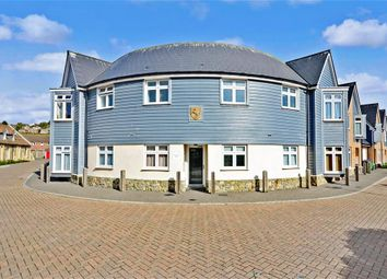 Thumbnail 1 bed flat for sale in Palmer Drive, Hythe, Kent