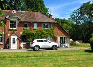 Thumbnail 3 bed cottage to rent in Botley Road, Curdridge, Southampton