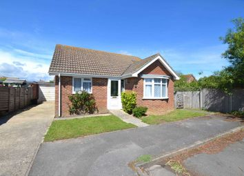 Thumbnail 2 bed detached bungalow for sale in Bennetts Close, West Wittering, Chichester