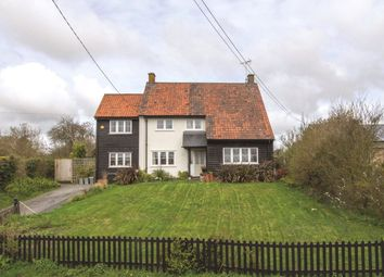 Thumbnail 4 bed detached house for sale in Bury Gardens, Elmdon, Nr Saffron Walden, Essex