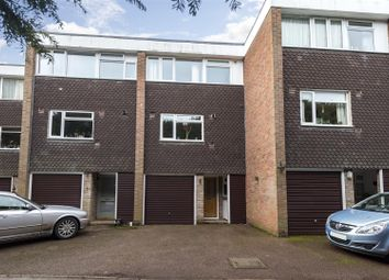 Thumbnail 4 bed town house for sale in Vernon Close, Leamington Spa