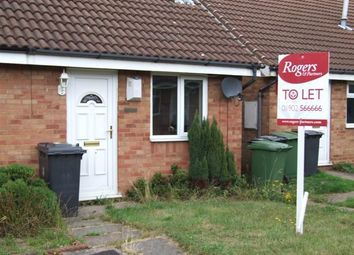 Thumbnail 1 bed bungalow to rent in Snowdon Way, Wolverhampton