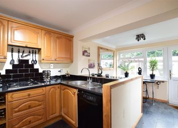 Thumbnail 3 bed detached house for sale in James Copse Road, Waterlooville, Hampshire