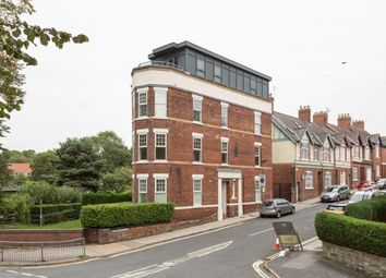 Thumbnail 2 bed flat for sale in Scarcroft Hill, York
