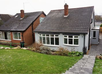 Thumbnail 2 bedroom detached bungalow for sale in Grosvenor Road, Lower Gornal