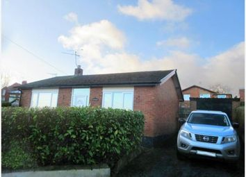 Thumbnail 2 bed bungalow for sale in Heol Caradoc, Coedpoeth, Wrexham