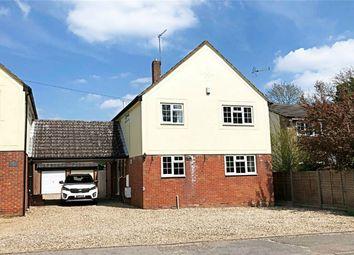 Thumbnail 4 bedroom detached house for sale in The Village, Little Hallingbury, Bishop's Stortford, Herts
