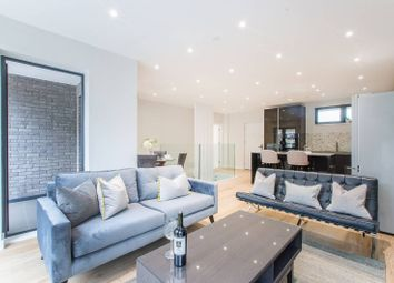 Thumbnail 3 bed flat for sale in Carter House, Woolwich, London