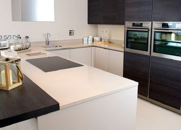 Thumbnail 2 bedroom flat for sale in Lanthornes Court, Woodcote Side, Epsom