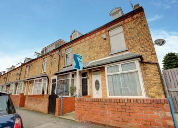 Thumbnail 3 bed end terrace house for sale in Carlton Street, Bridlington