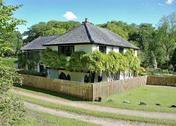 Thumbnail 5 bed cottage for sale in Shappen Bottom, Burley, Ringwood