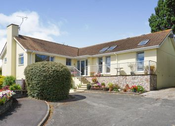 Thumbnail 4 bed detached bungalow for sale in The Haven, Bishopsteignton