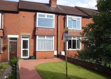 Thumbnail 2 bed terraced house to rent in Worksop Road, Tickhill, Doncaster