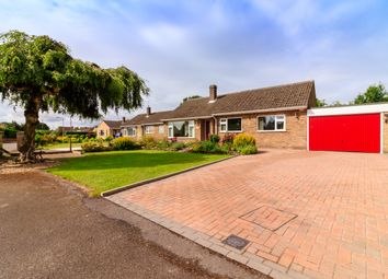 Thumbnail 3 bed bungalow for sale in The Crescent, Beckingham