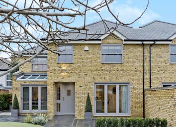 Thumbnail 3 bed semi-detached house for sale in Figtree Cottage, High Street, Thames Ditton