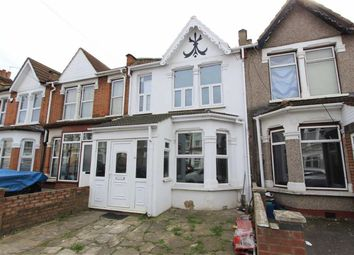 Thumbnail 4 bedroom terraced house for sale in Kingston Road, Ilford, Essex