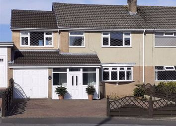 Thumbnail 4 bed semi-detached house for sale in Bowland Road, Glossop, Derbyshire