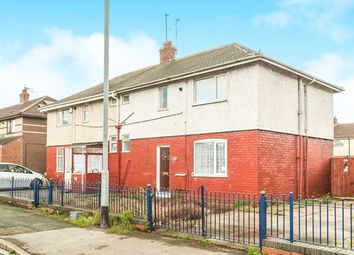Thumbnail 3 bed semi-detached house for sale in Portobello Street, Hull