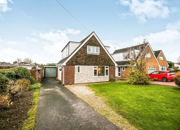 Thumbnail 3 bed detached house for sale in Wellington Close, Hawarden, Deeside