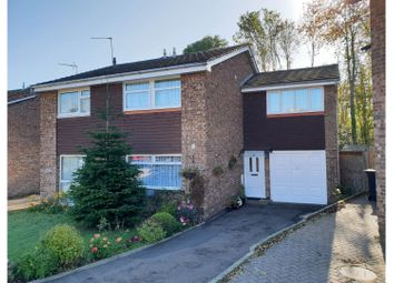 Thumbnail 3 bed semi-detached house for sale in Broadwas Close, Redditch
