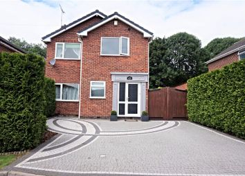 Thumbnail 4 bed detached house for sale in Kneeton Close, Nottingham