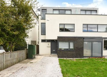 Thumbnail 4 bedroom semi-detached house for sale in Park Avenue, Ruislip, Middlesex