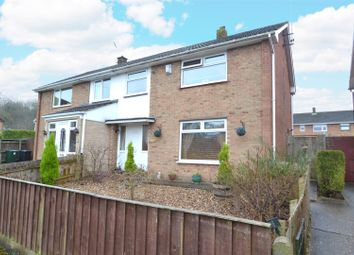 Thumbnail 3 bedroom semi-detached house for sale in Flaxendale, Cotgrave, Nottingham