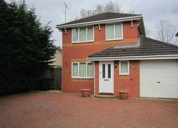 Thumbnail 3 bedroom detached house for sale in Bluebell Walk, Tile Hill, Coventry