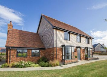 Thumbnail 5 bed detached house for sale in Kiln Drive, Woodnesborough, Sandwich