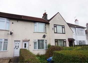 Thumbnail 3 bed terraced house for sale in Dalgarroch Avenue, Clydebank