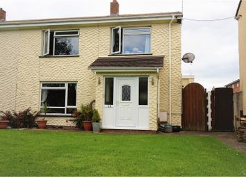Thumbnail 4 bedroom semi-detached house for sale in Poyers, Braunton