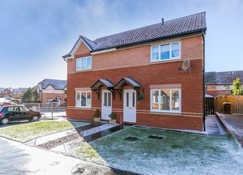 Thumbnail 3 bed semi-detached house for sale in West Windygoul Gardens, Tranent