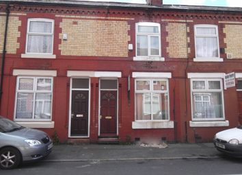 Thumbnail 3 bed terraced house to rent in Chilworth Street, Manchester