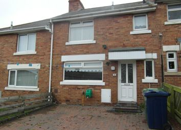 Thumbnail 2 bed terraced house for sale in The Crescent, Philadelphia, Houghton Le Spring
