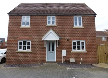 Thumbnail 3 bed detached house for sale in Mustang Way, Swindon