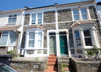 Thumbnail 5 bed terraced house for sale in Prospect Avenue, Kingswood, Bristol