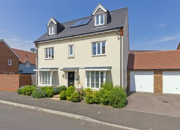 Thumbnail 5 bed detached house for sale in Fulmar Avenue, Iwade, Sittingbourne