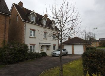 Thumbnail 5 bed detached house to rent in Knight Road, Rendlesham, Woodbridge