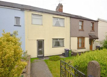 Thumbnail 3 bed terraced house for sale in Woodland Road, Croesyceiliog, Cwmbran