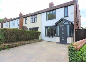 Thumbnail 3 bed semi-detached house for sale in Buxton Road, High Lane, Stockport