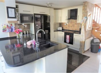 Thumbnail 2 bed terraced house for sale in Wendover Road, Havant